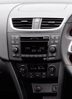 Swift Bluetooth stereo system