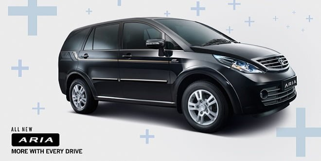 Tata Aria Now Starts At Rs. 8.85 Lakh