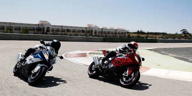 2015 BMW S 1000 RR Unveiled
