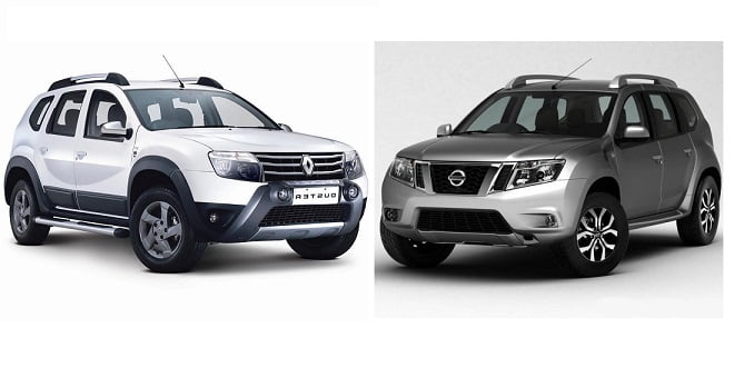 Nissan Terrano And Renault Duster Suffering Water Seepage Issue