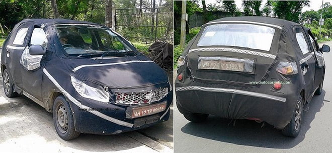 Tata Kite- Indica Replacement For India Spied, Details Inside