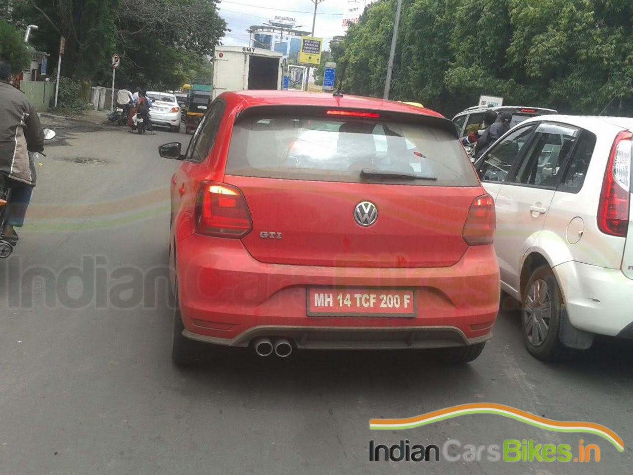 volkswagen polo gti india pics specification top speed