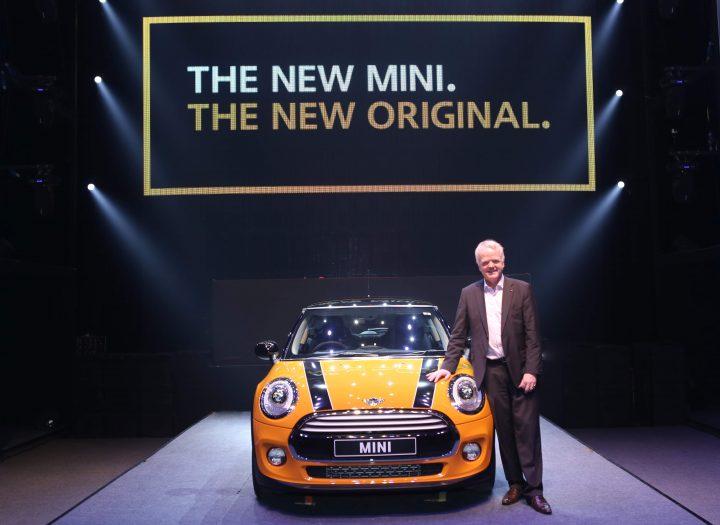 2015 New Mini Cooper