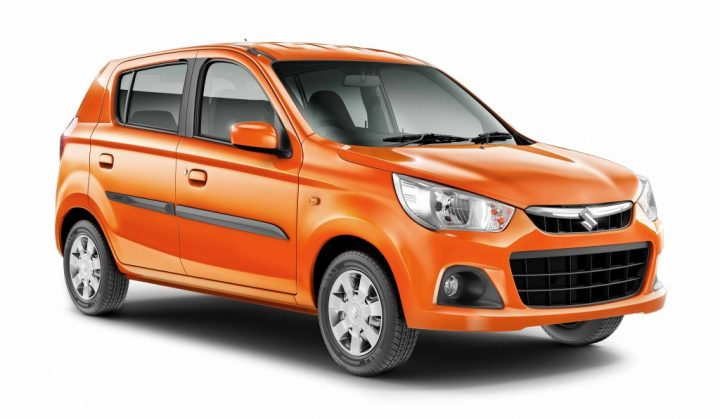 best mileage cars in india 2014-15 Maruti Alto K10 New Model (1)