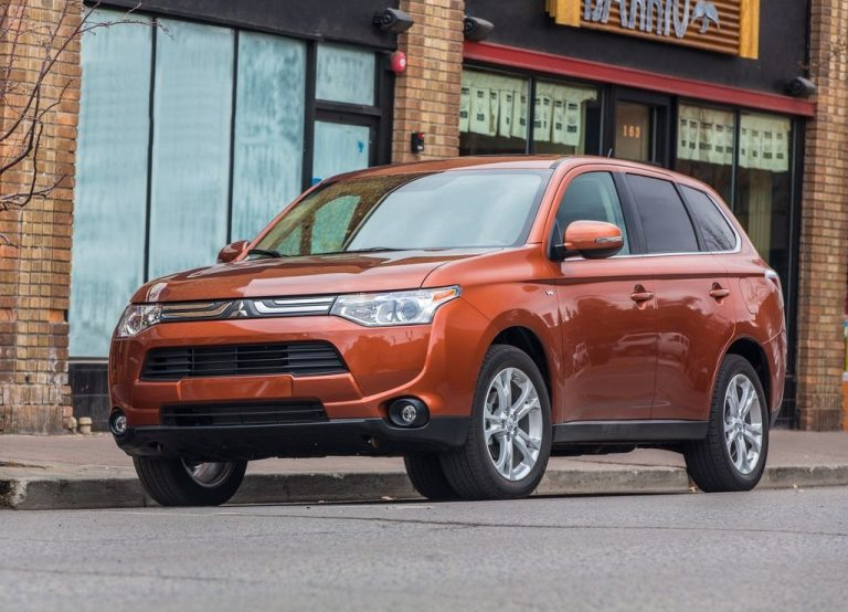 Mitsubishi Outlander To Be Launched With Diesel Engine