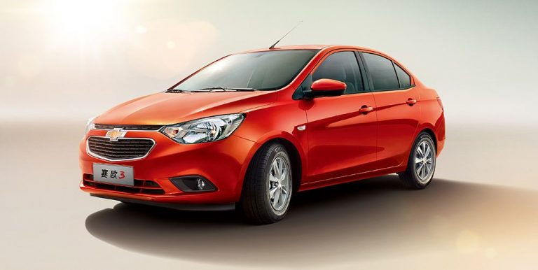 2015 Chevrolet Sail Sedan Revealed For China- India Launch Soon?