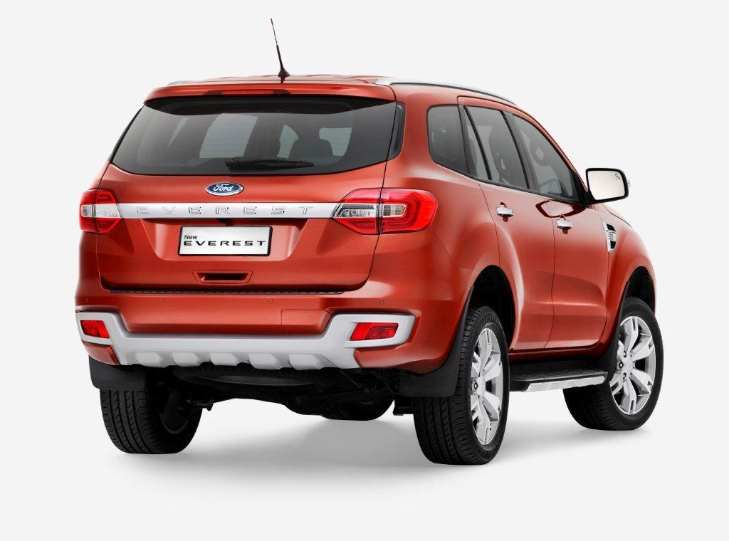 New Ford Endeavour India Price 25 Lakhs, Specifications ...