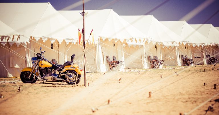 Pushkar Hosts 3rd Northern Harley Owners Group Rally