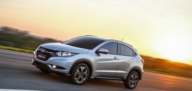 Honda HR-V Compact SUV Launched In Thailand