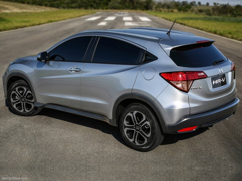 Honda hrv release date