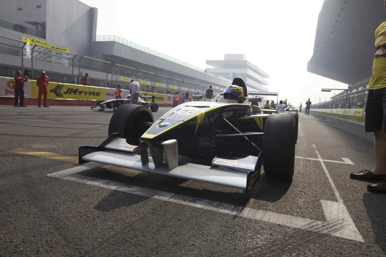 Round 3 Of JK Tyre Racing 2014 Concludes AT BIC Noida: Pictures And Results