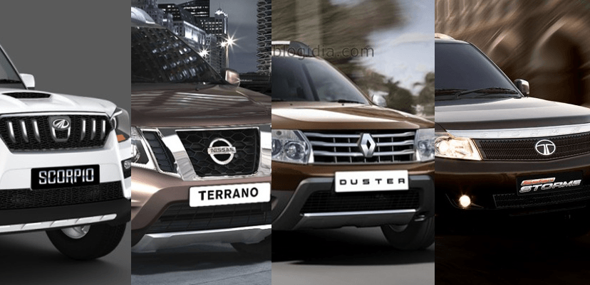Buying Guide Best Suvs To Buy Between Rs 8 14 Lakh