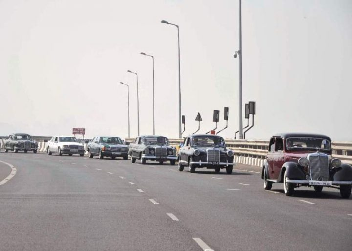Mercedes-Classic-Car-Rally-Mumbai