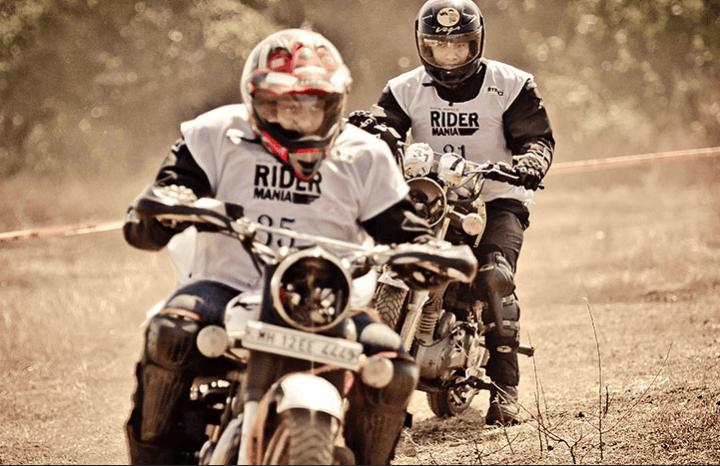 Royal Enfield Rider Mania 2013-5