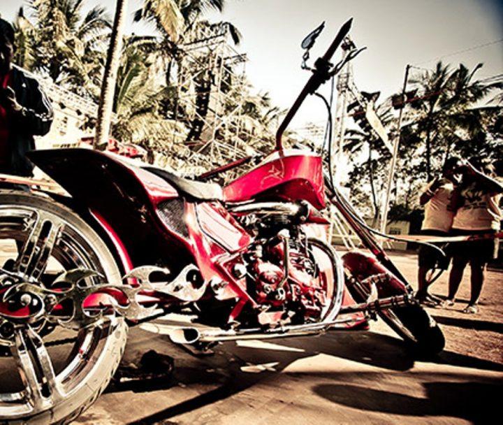 Royal Enfield Rider mania-2013-2