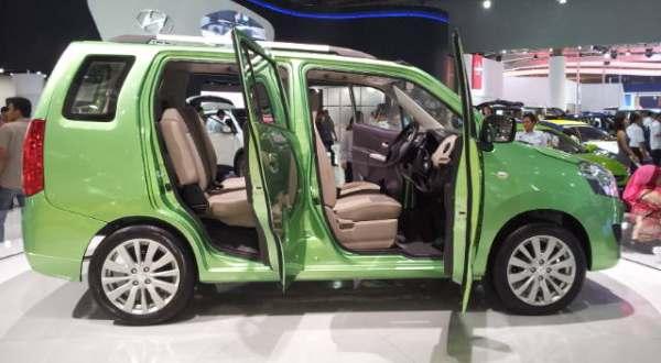 Maruti cars at Auto Expo 2016