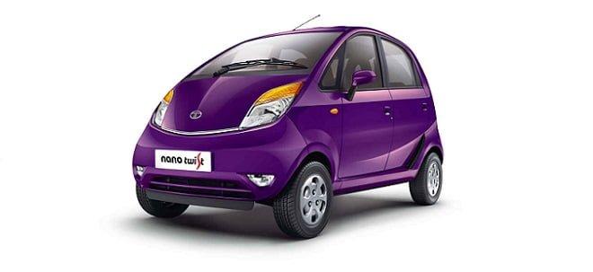 Tata Nano Variants Rejig: New Variants & Features