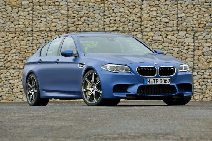 The new BMW M5 c
