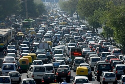 Vehicles Older Than 15 Years Banned From Delhi