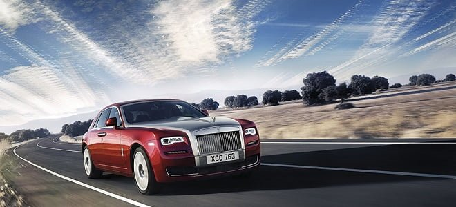 Rolls Royce Ghost Series II Launched in India
