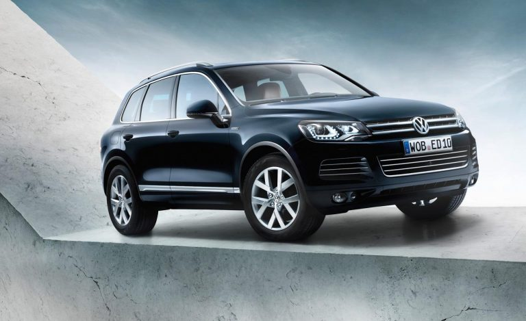 Volkswagen Touareg Pulled Out Of Indian Market