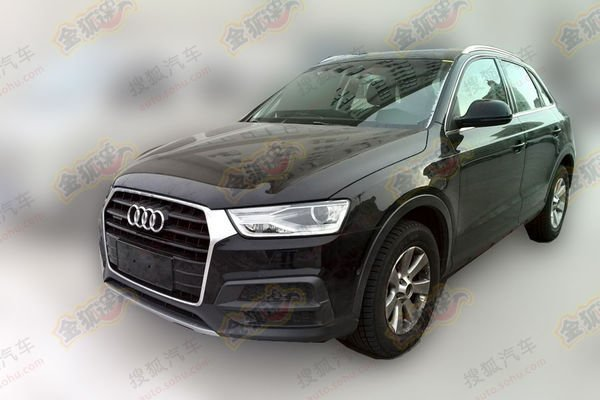 Audi Q3 Facelift Spied In China- Coming To India Soon?