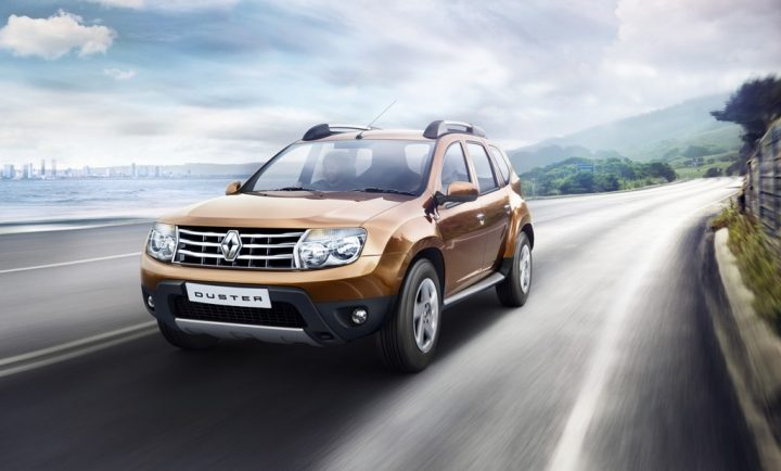 2015 Renault Duster India