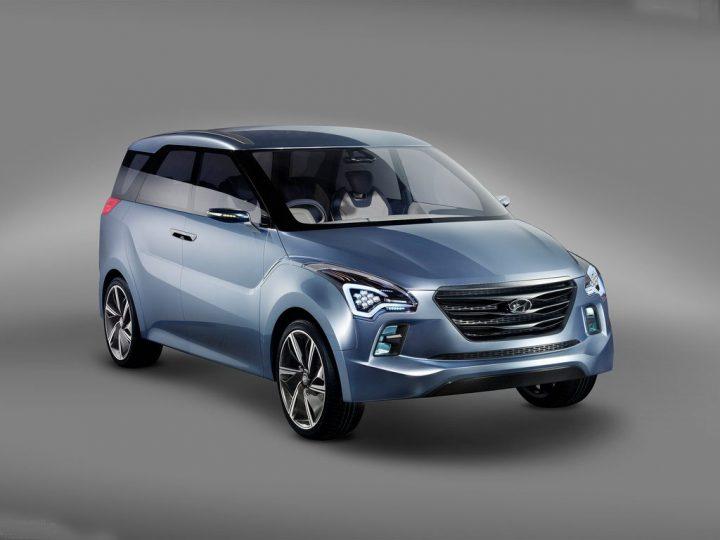 Hyundai MPV India Based on Hexa Space Concept
