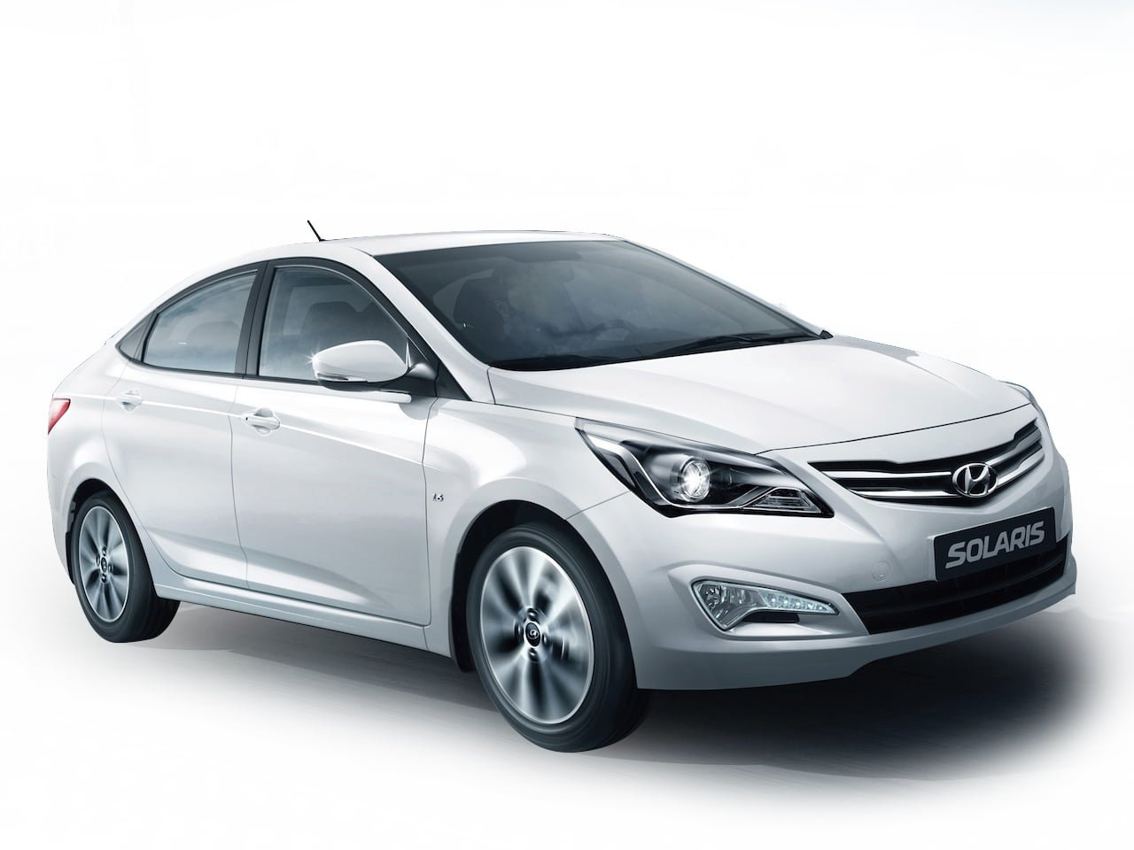 Hyundai Solaris New Model India 1