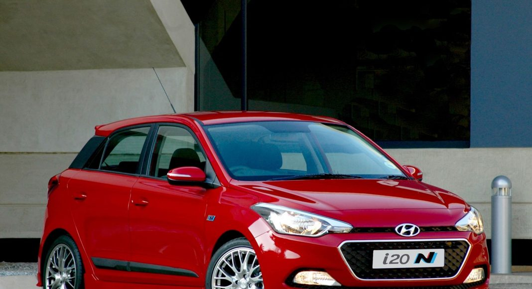 Hyundai-i20-N-sport-version-front-three-quarter