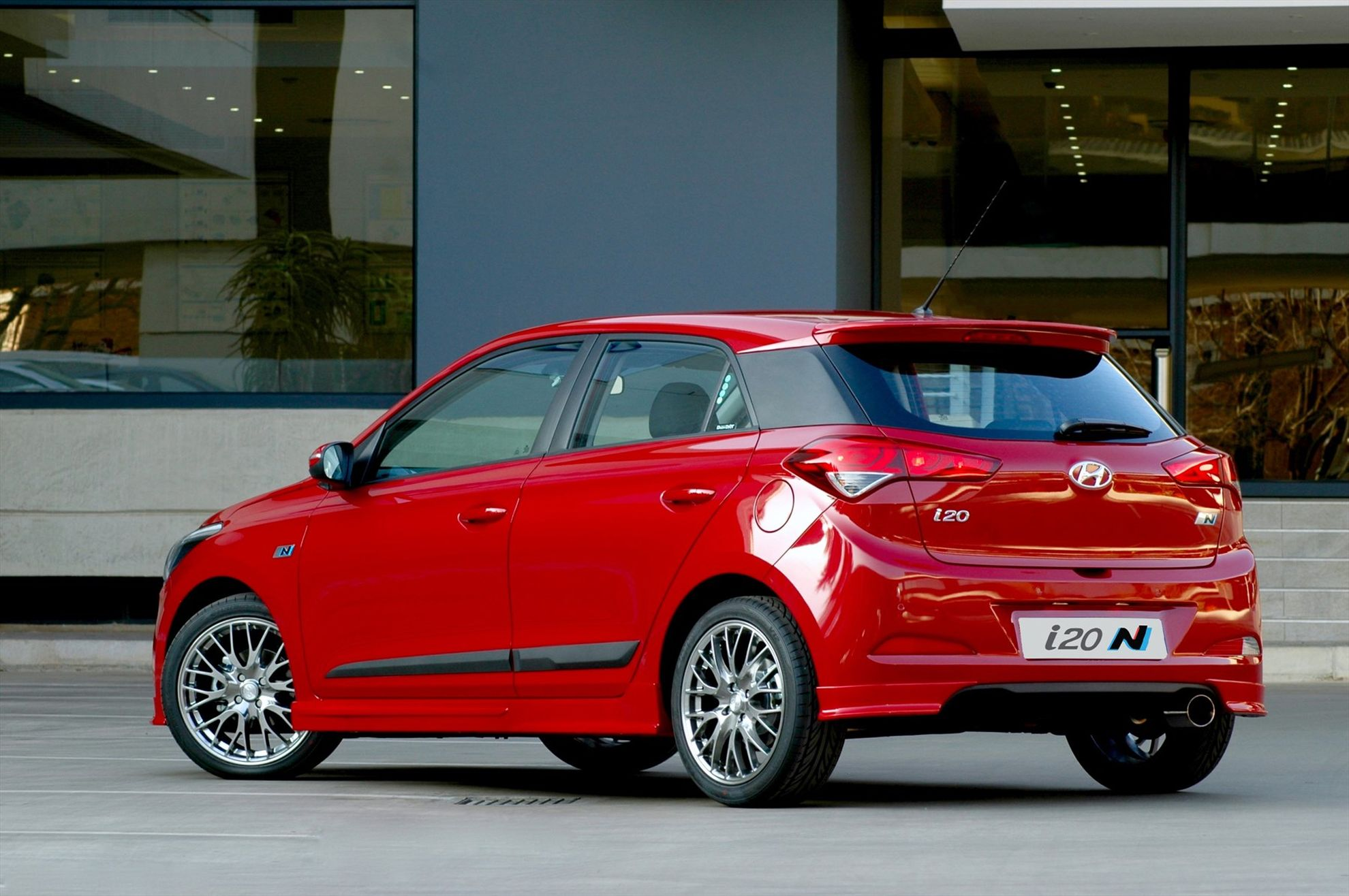 Hyundai I20 N Sport Model Images Details Specification