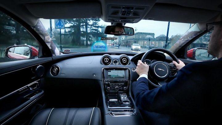 Jaguar Land Rover Transparent Pillar 2