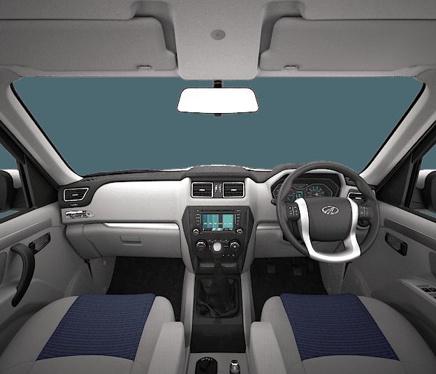 New Mahindra Scorpio S4 Plus Launched
