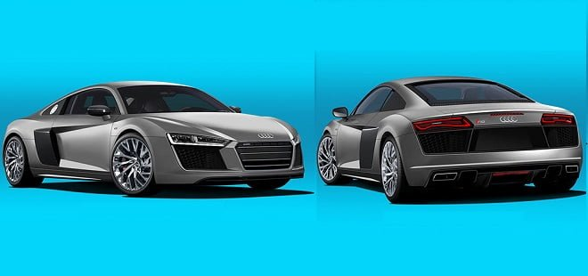Next Gen Audi R8 Rendered