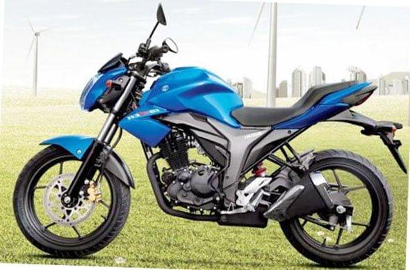 Suzuki Gixxer Faired Version Launch, Gixxer SF Details, Pics