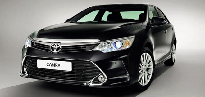 Toyota Camry Facelift India Launch Soon
