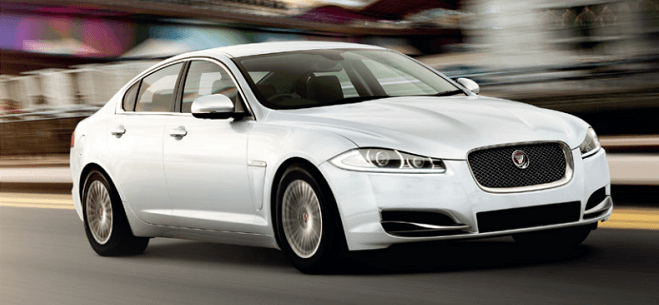 Jaguar XF Executive Edition Launched