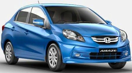 Honda Amaze not very good value for money