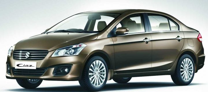 fuel-efficient-diesel-cars-in-india-maruti-ciaz