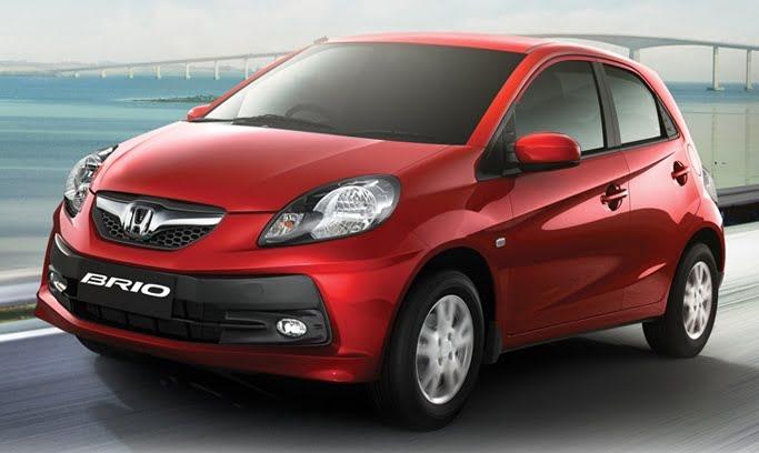Honda Small car for India