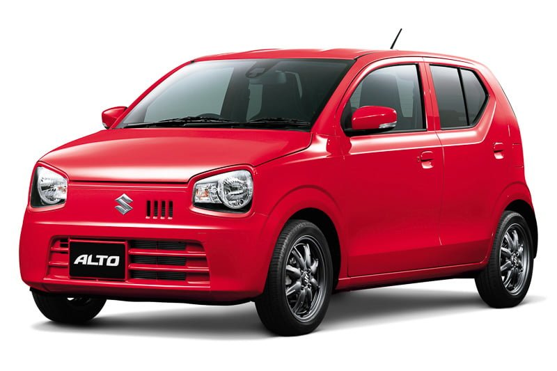 Suzuki Alto Japanese