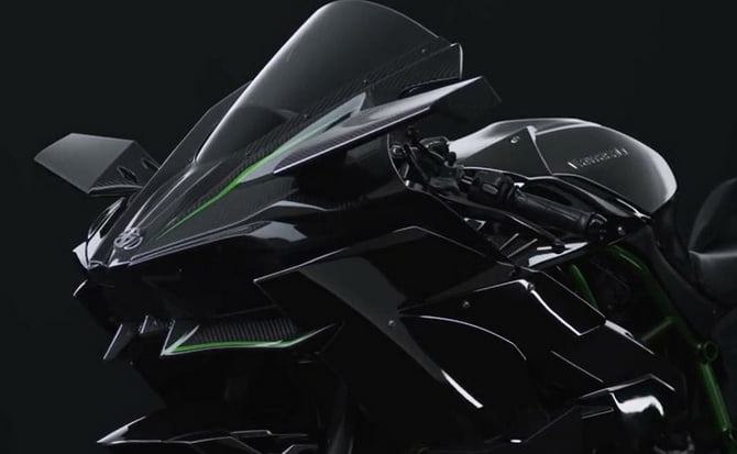 LIVE From Kawasaki Ninja H2 India Launch; Price – INR 29 Lacs