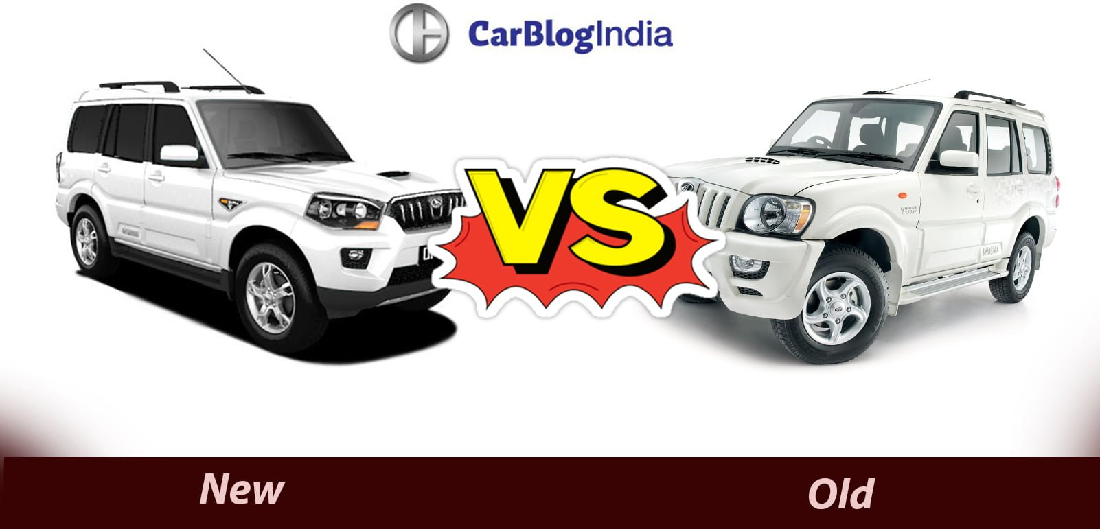 Mahindra Scorpio Old Vs New Model