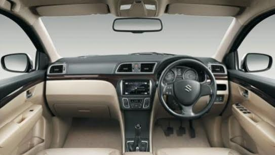 maruti ciaz z variant price features pics details. Black Bedroom Furniture Sets. Home Design Ideas