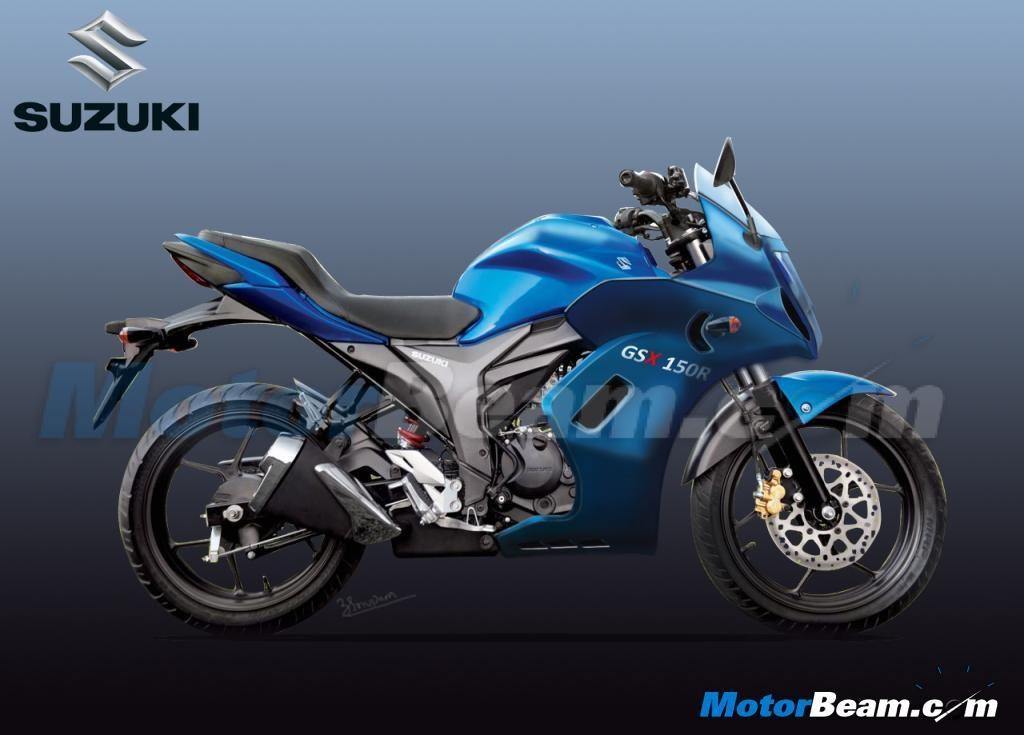 Bikes Suzuki Gixxer Sf