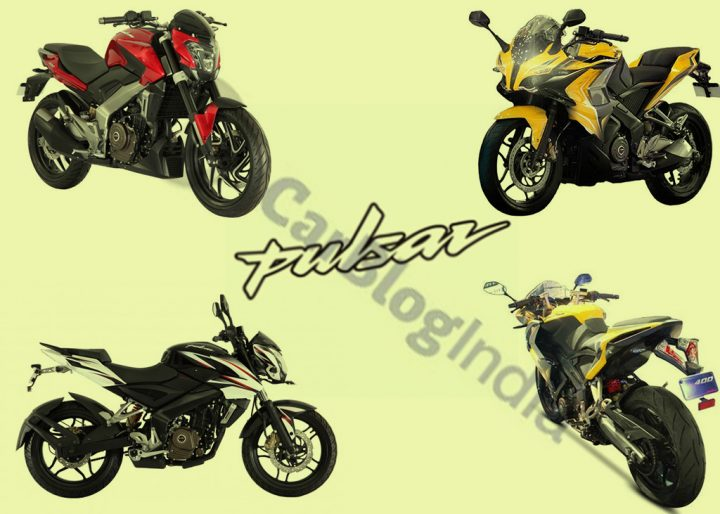 upcoming bajaj pulsar bikes in india - prices, specifications, details