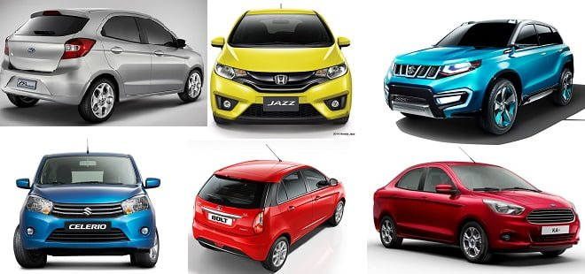 New & Upcoming Diesel Cars In India 2015 With Price Under 8 Lakhs