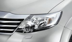 Fortuner New headlights