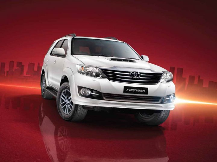 best automatic suv in india under 25 lakhs with price, specs and images Fortuner new variant