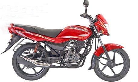 New-Bajaj-Platina-100ES-Pics-Red